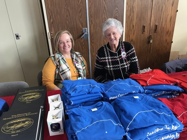 If you missed your opportunity to get some of this great Monroe County memorabilia, you can visit the official Bicentennial website at www.monroecounty2020.com to find out where to get your swag!